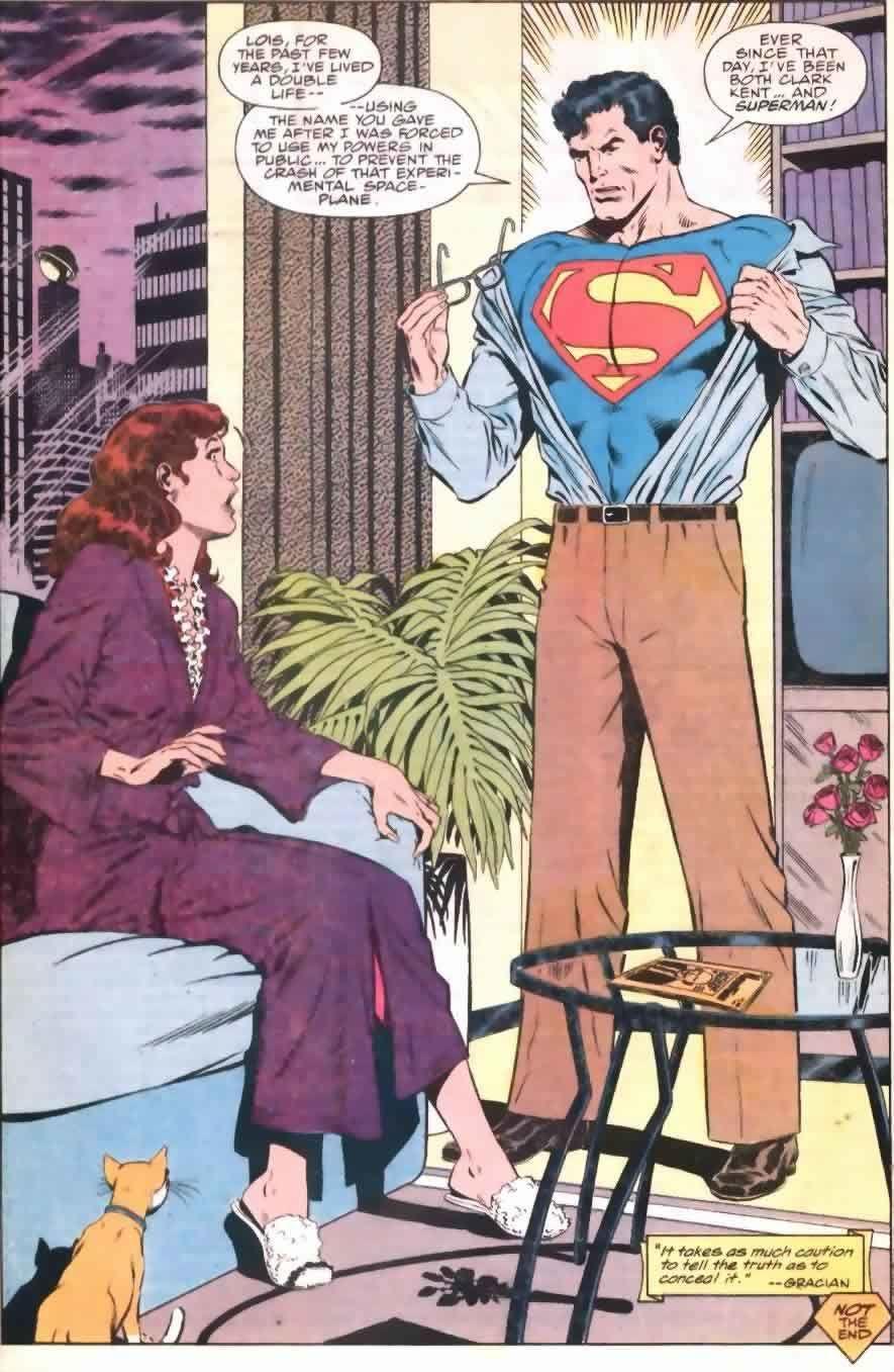Action Comics 662 Superman