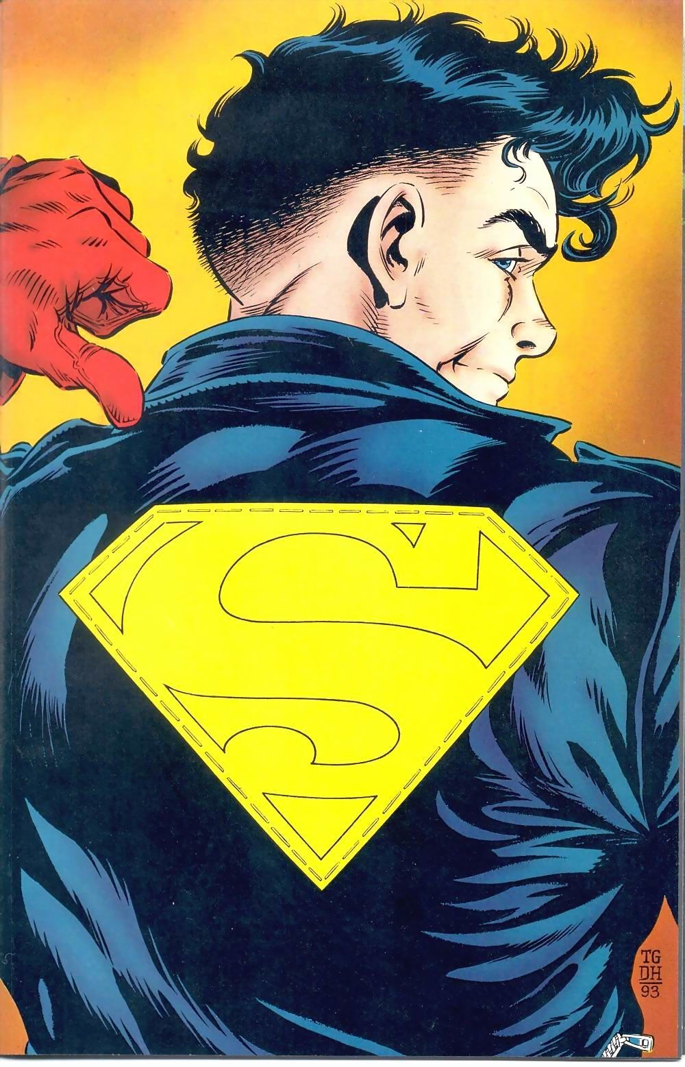 Adventures of Superman #501 (Art by Tom Grummett, Written by Karl Kesel)