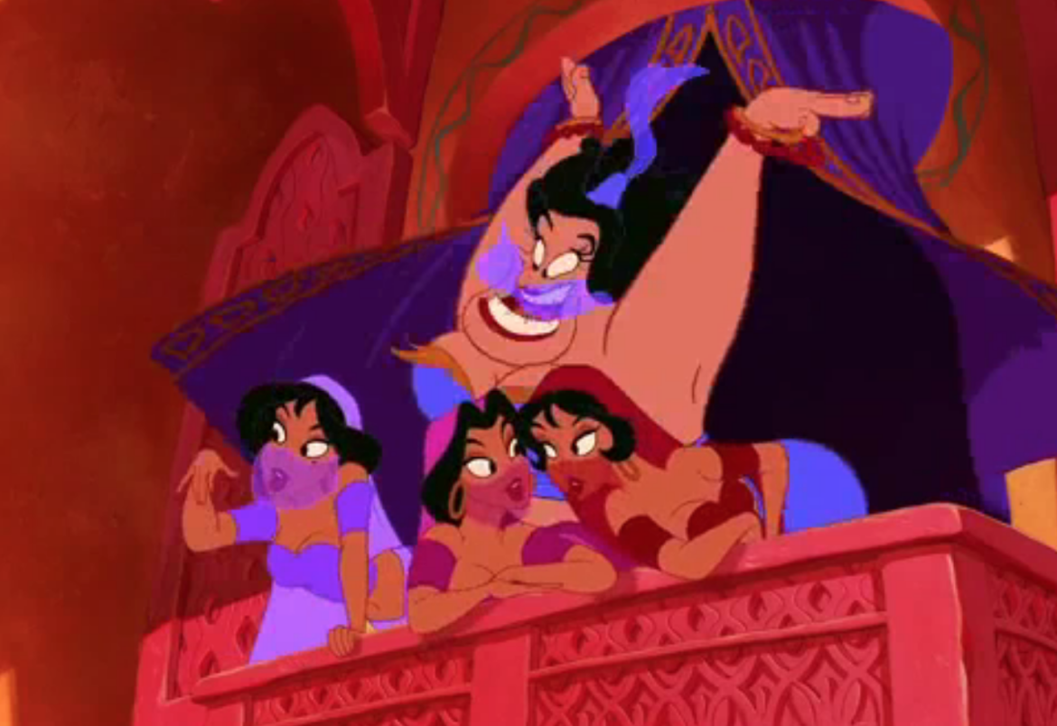62 Thoughts We Had While Watching Aladdin Syfy Wire
