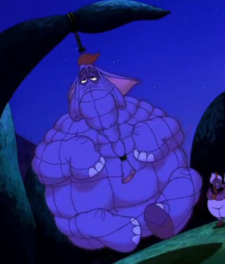 Aladdin_Abu the Elephant