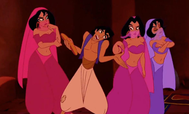 Aladdin_Harem
