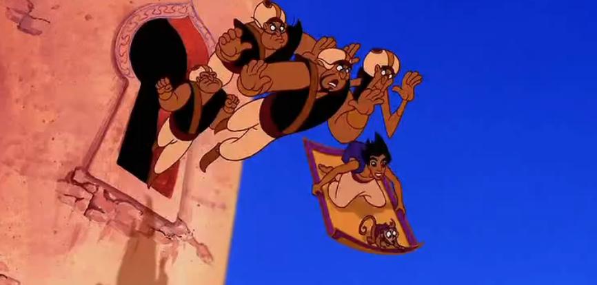 Aladdin_Carpet Escape