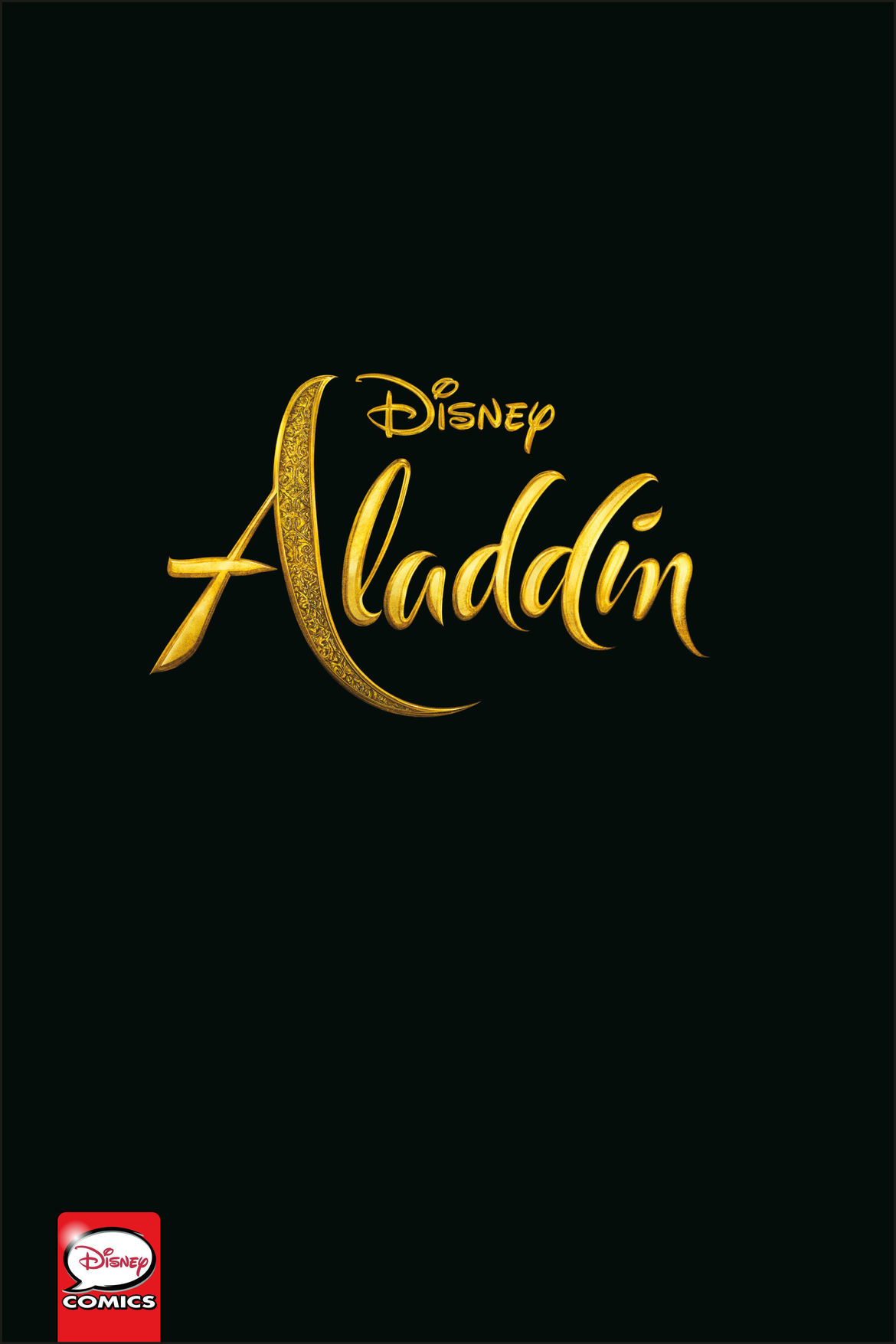 Aladdin Dark Horse comics