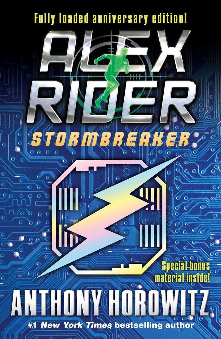 Alex Rider book