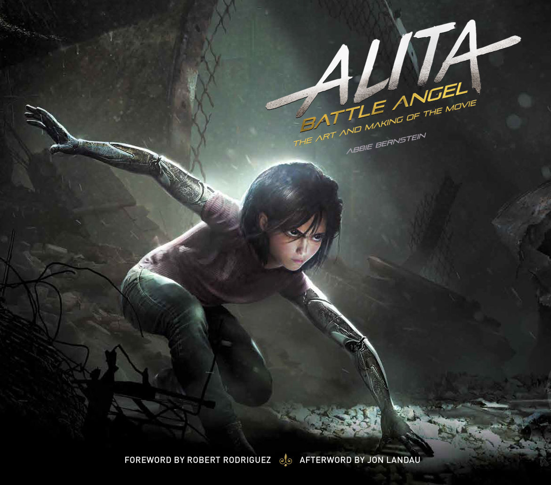 Alita Battle Angel Book