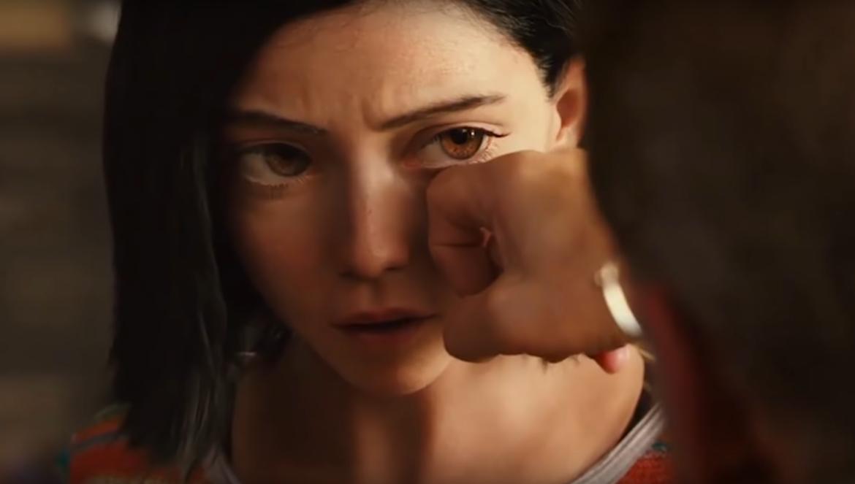 Alita Battle Angel Eyes Alternate Trailer 2