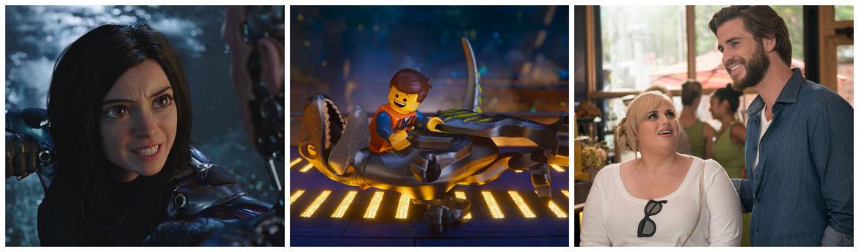 Alita Lego Movie 2 Isn't It Romantic