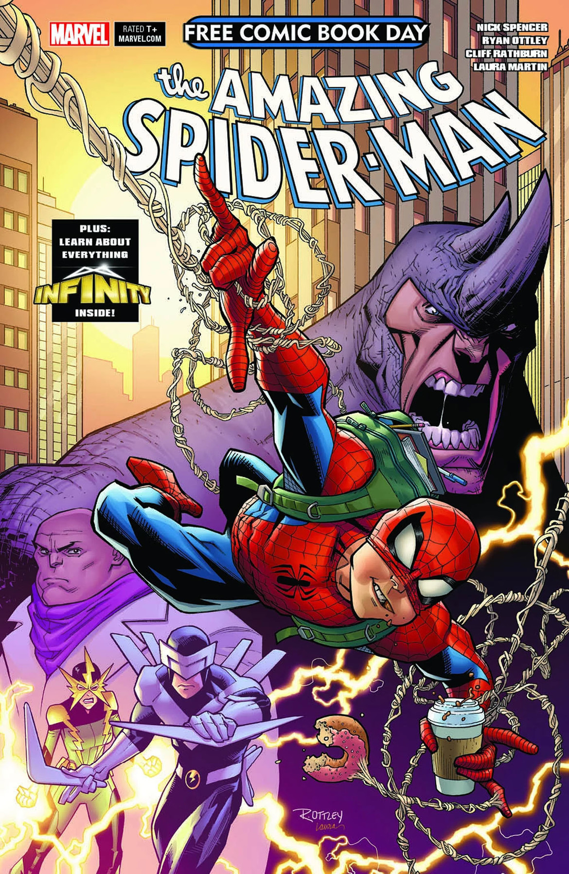 Amazing Spider-Man FCBD 2018