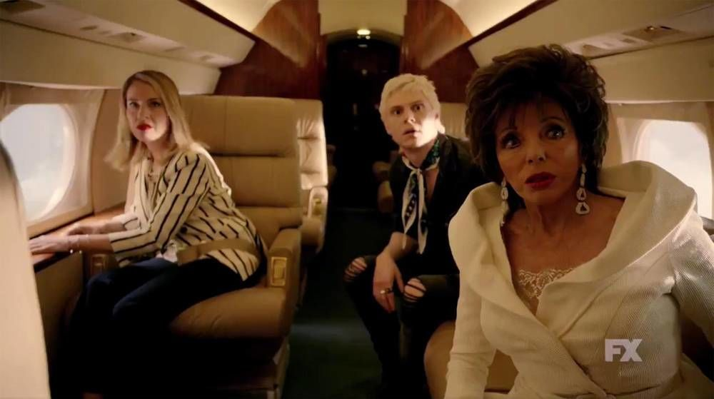 American Horror Story Apocalypse The End plane