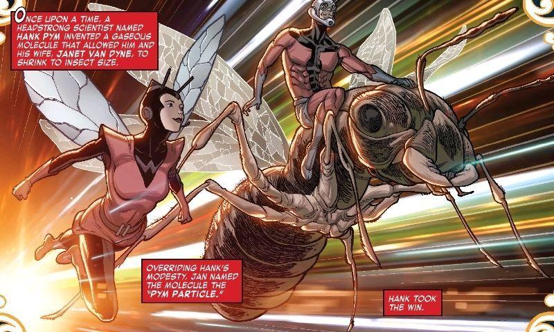 Ant-Man comic