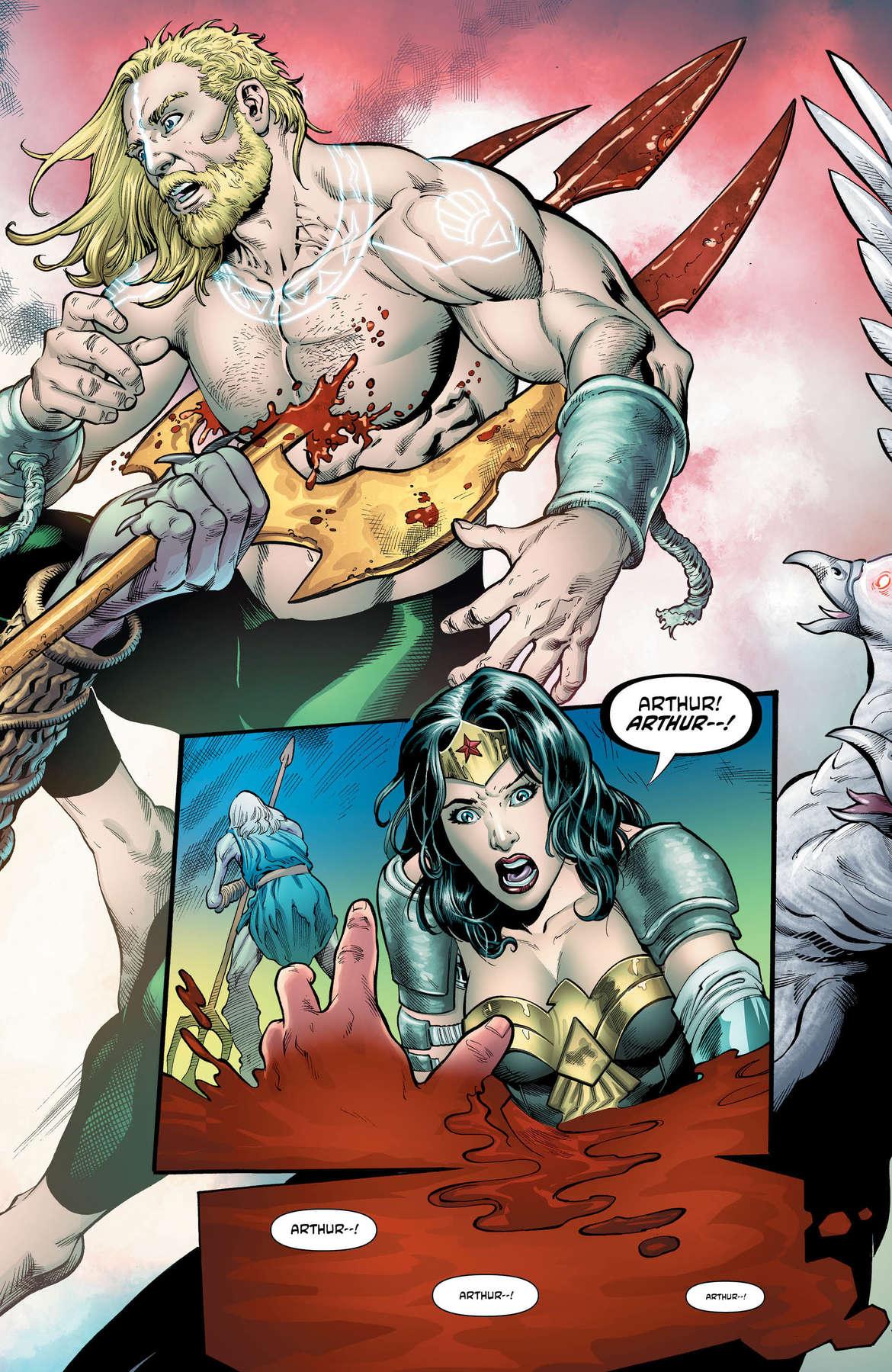 Aquaman #42 Page 3