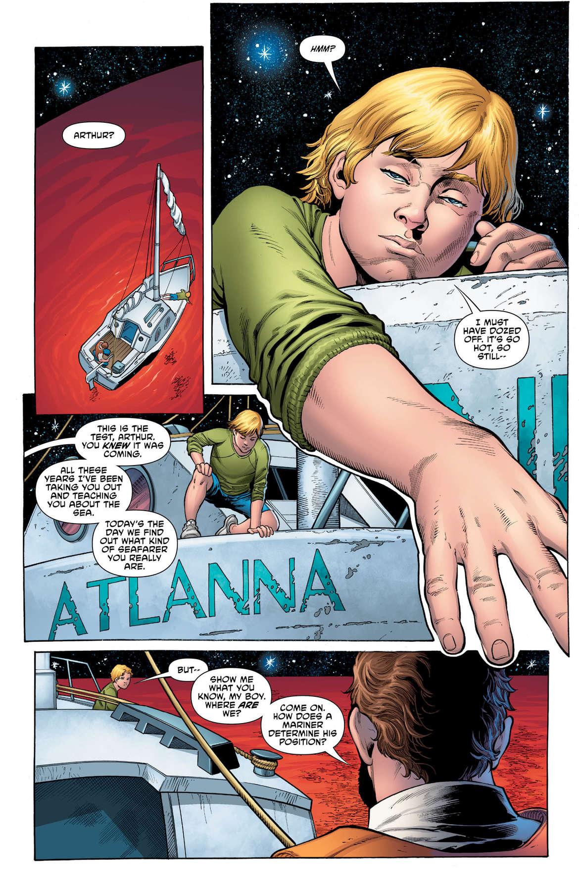 Aquaman #42 Page 4