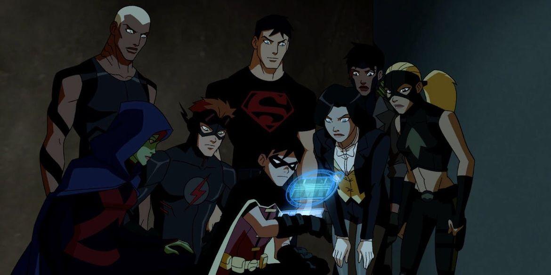 Young Justice Season 1