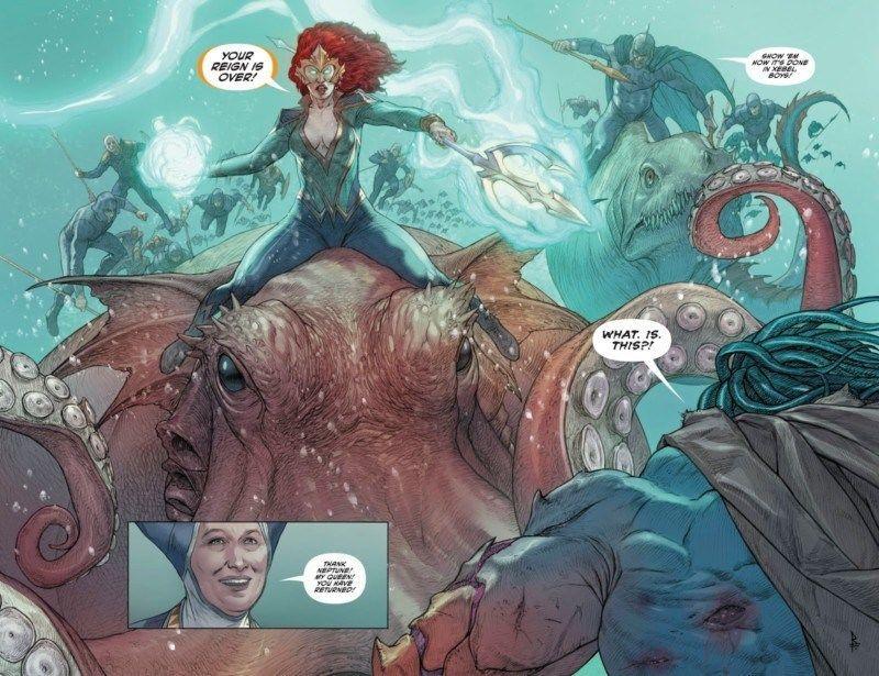 Aquaman #38 page 9