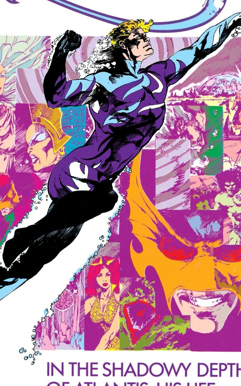 Aquaman Camo