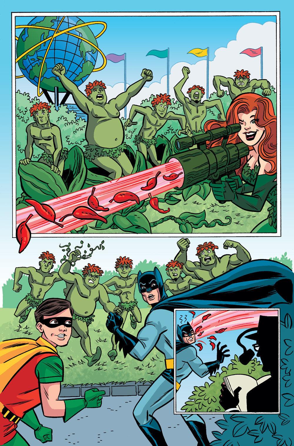 Archie Meets Batman 66 page 4