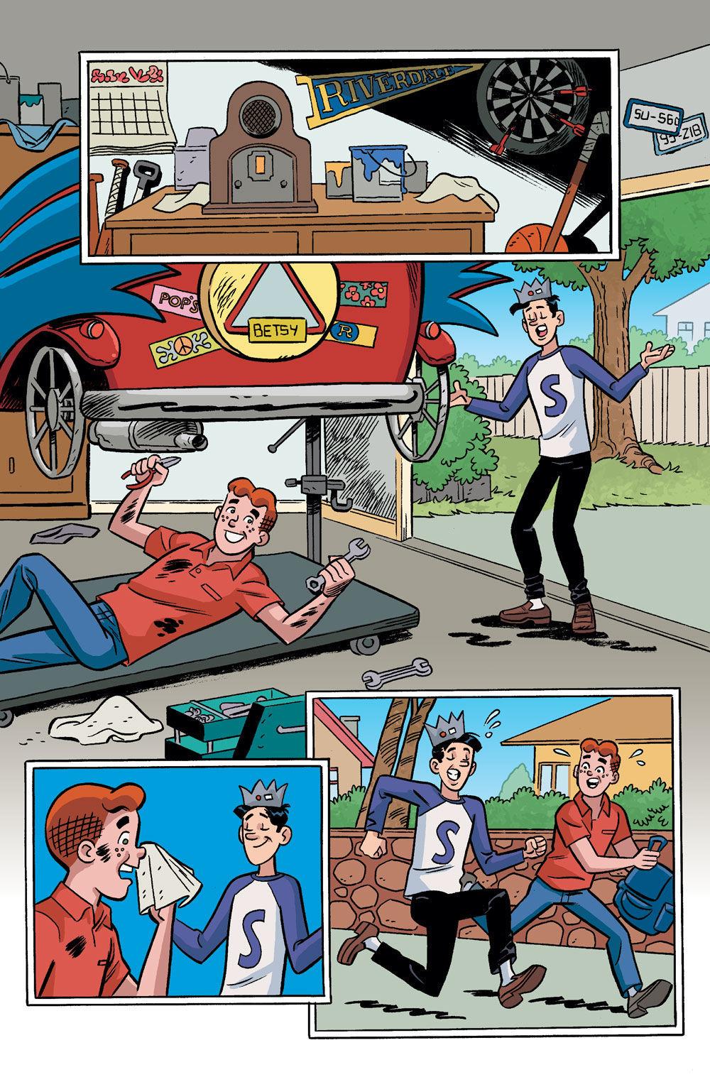 Archie Meets Batman 66 page 10