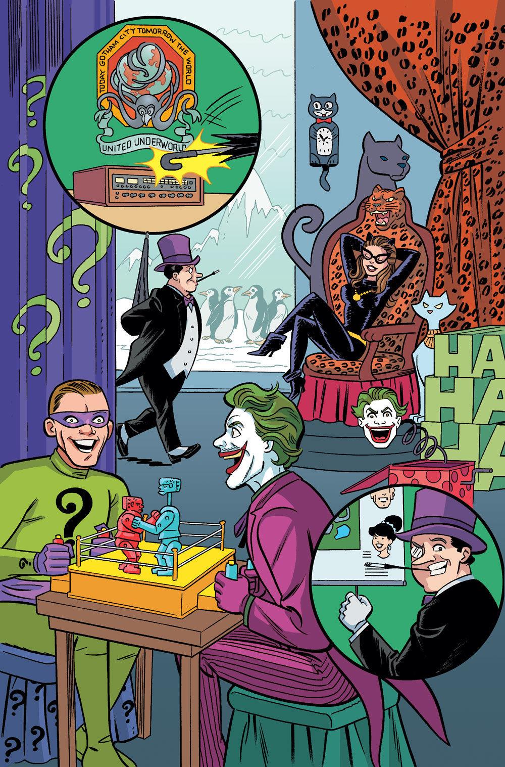 Archie Meets Batman 66 page 11
