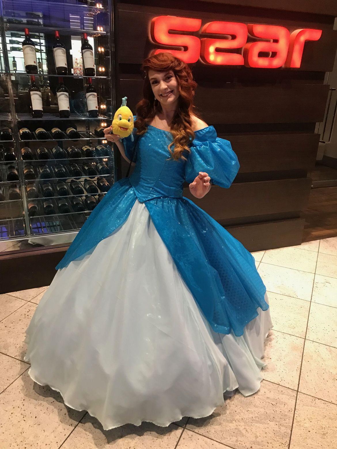 DragonCon cosplay: Ariel