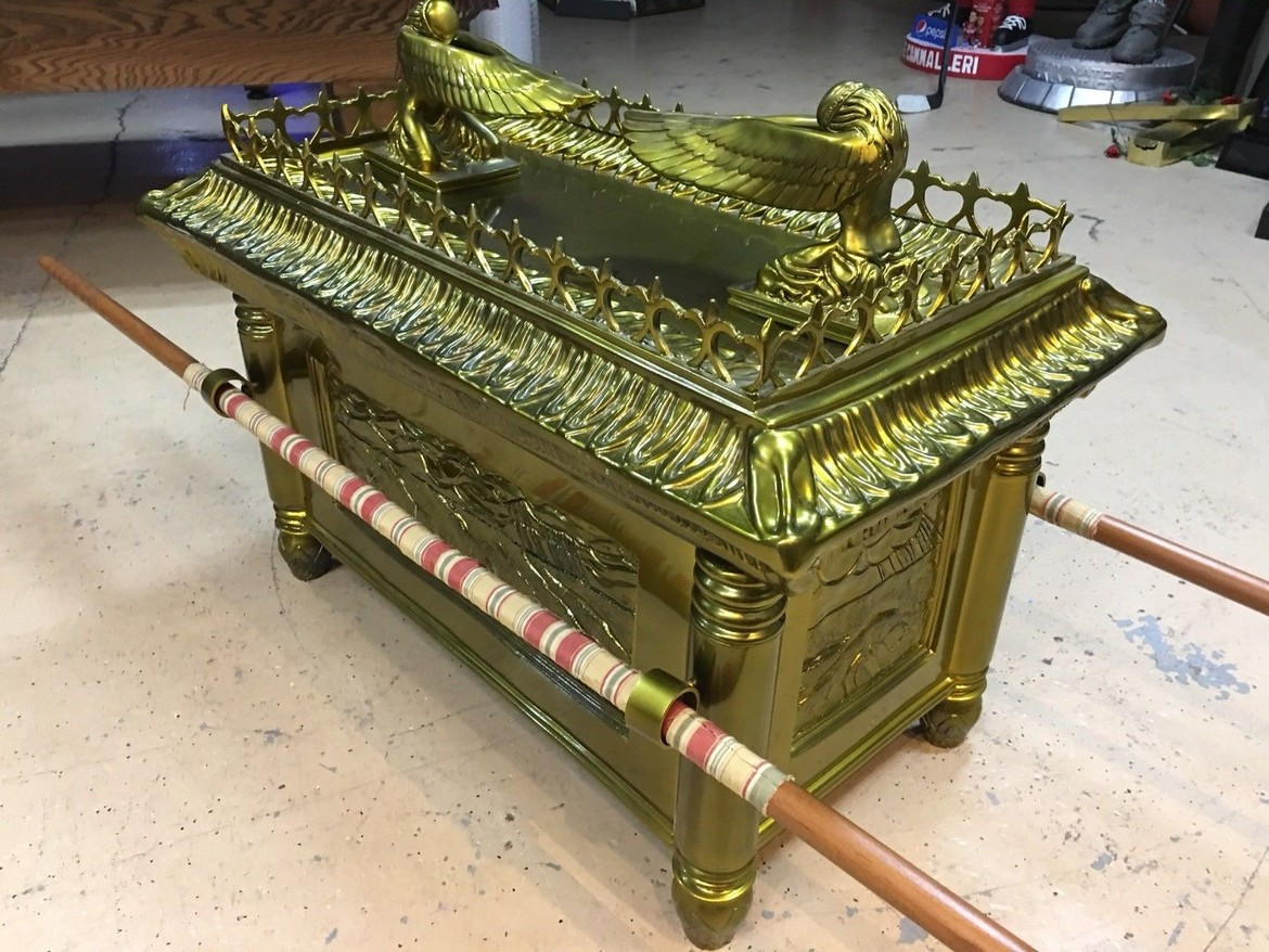 ark of the covenant prop replica