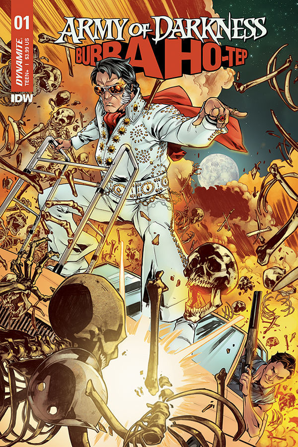 Army of Darkness Cover A