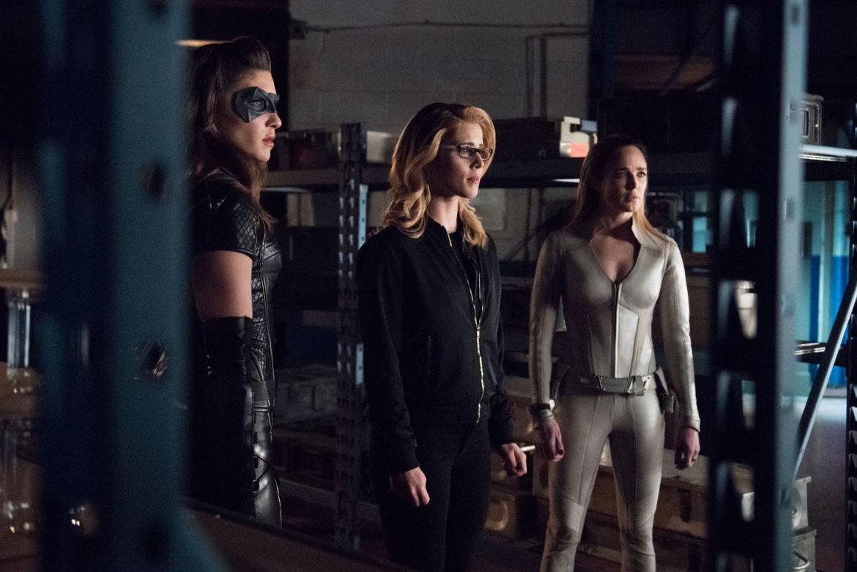 Arrow Lost Canary
