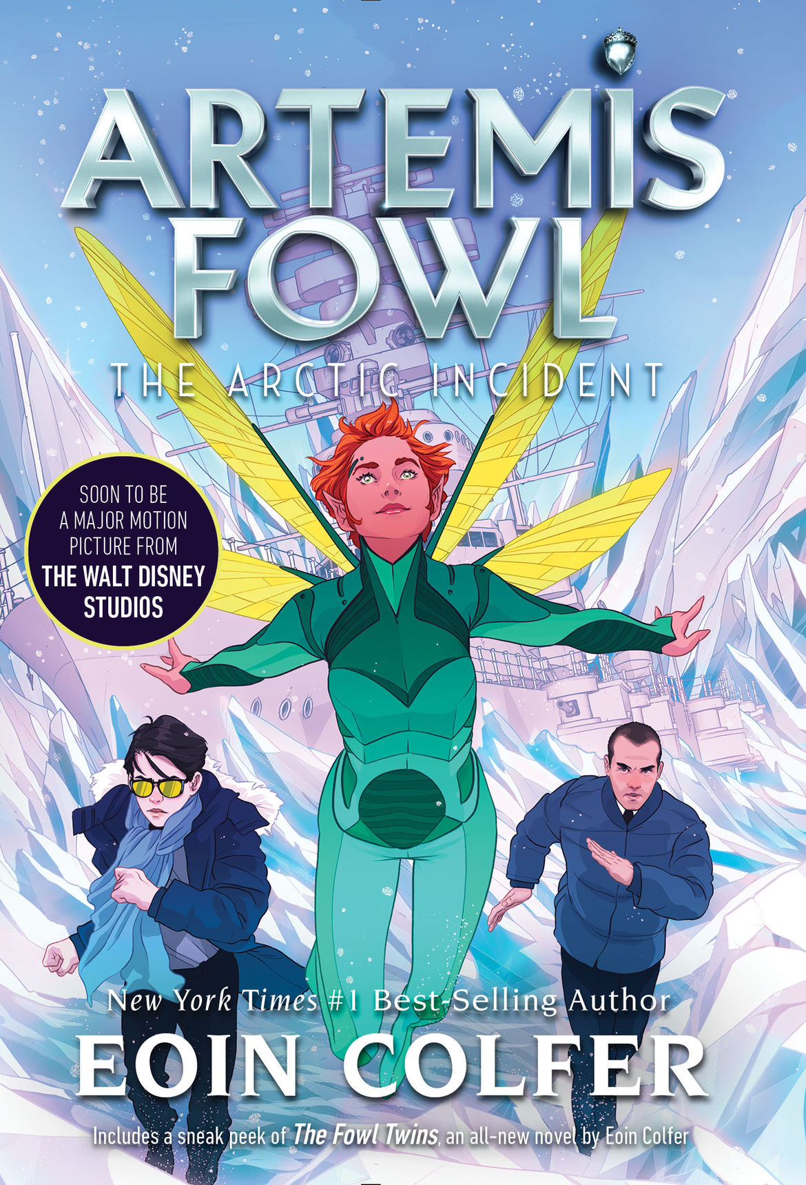Artemis Fowl 2 Arctic Incident repackage