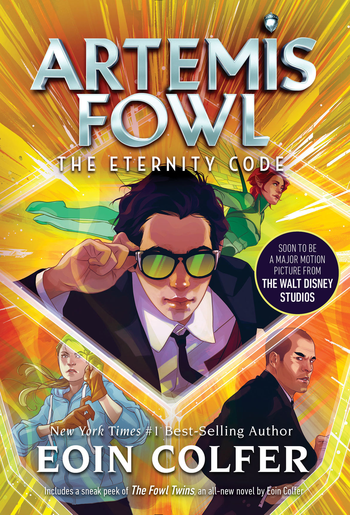 Artemis Fowl 3 Eternity Code repackage