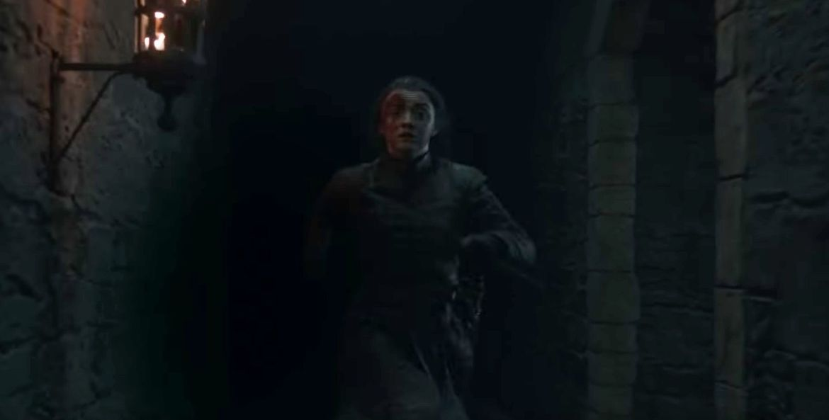 Arya, Game of Thrones Trailer
