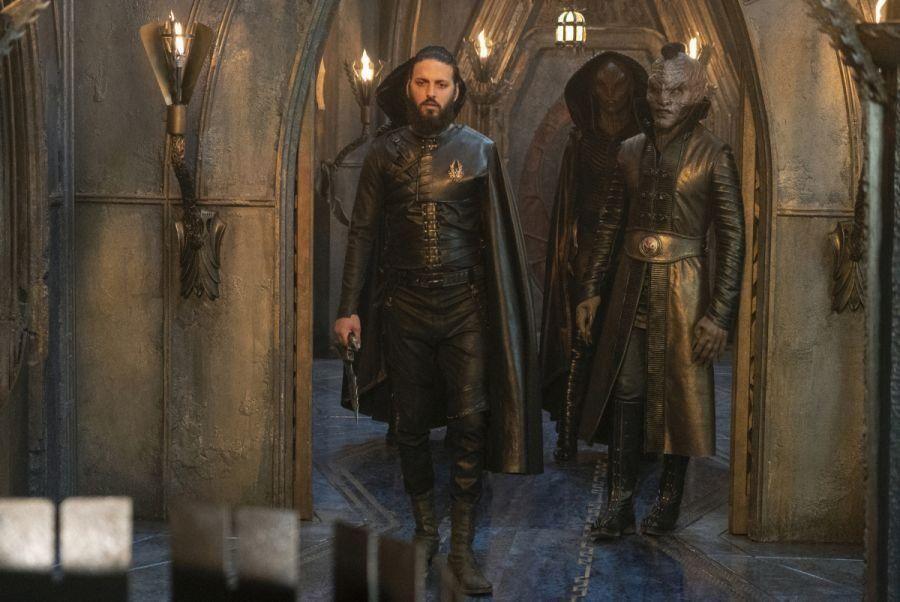 ash and klingons