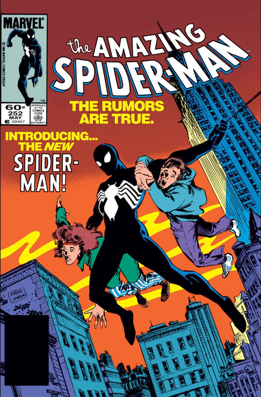 The Amazing Spider-Man #252 (Writer Tom DeFalco, Artist Ron Frenz)