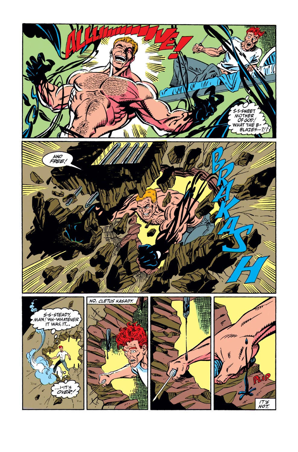 ASM 345 - Brock escapes 2