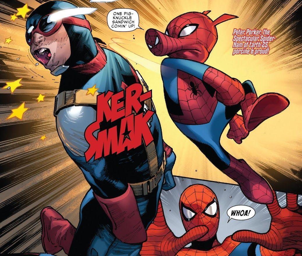 The Amazing Spider-Man #9 (Writer Dan Slott, Artist Oliver Coipel)