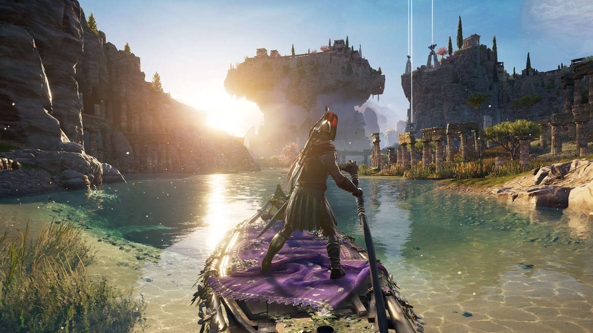 How To Play Assassin S Creed Odyssey On Easy Mode And Enjoy It