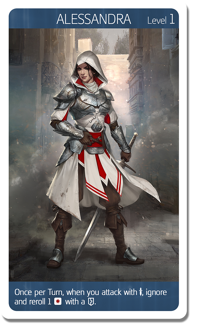 Assassins Creed Board Game 2