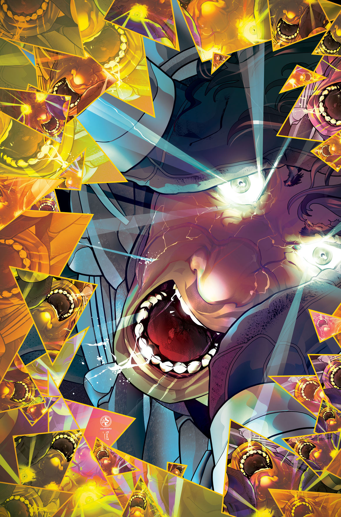 Cover of Astonisher #10