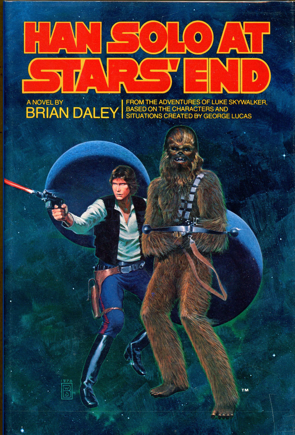 Han Solo at stars end