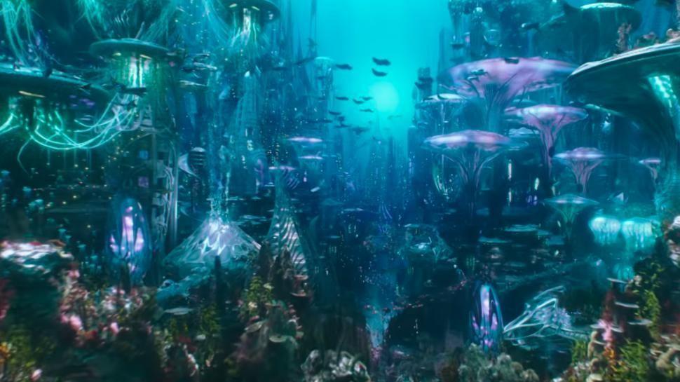 Atlantis Aquaman