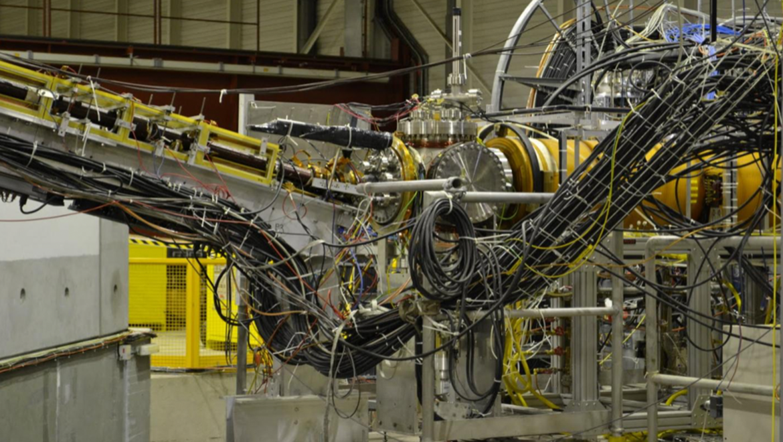 CERN image of ATRAP