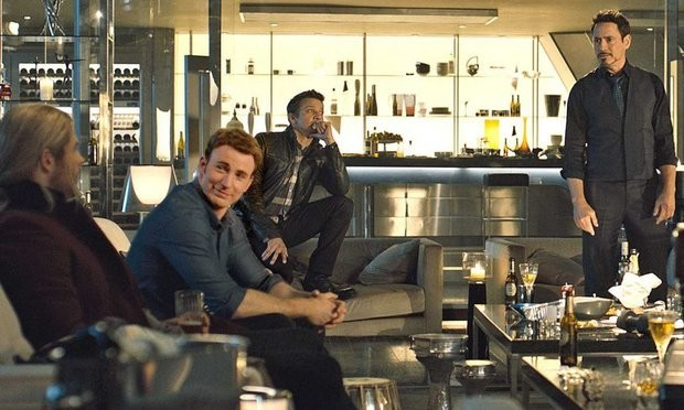 Avengers Age of Ultron Stark Tower