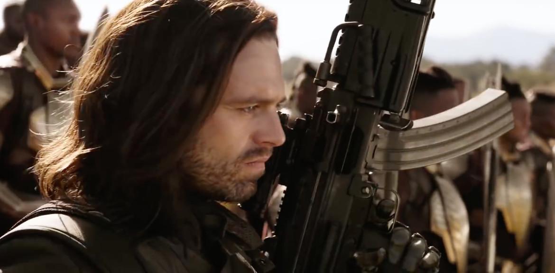 Avengers: Infinity War- Bucky Barnes (Winter Soldier)
