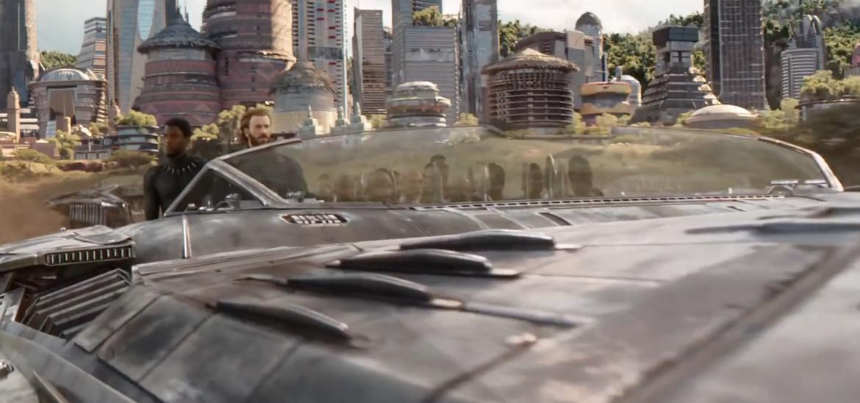 Avengers: Infinity War- Wakanda
