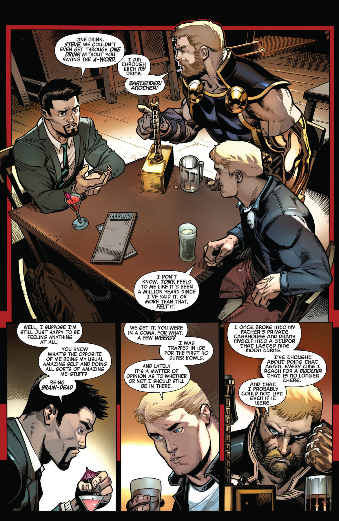 Avengers 1 page 2