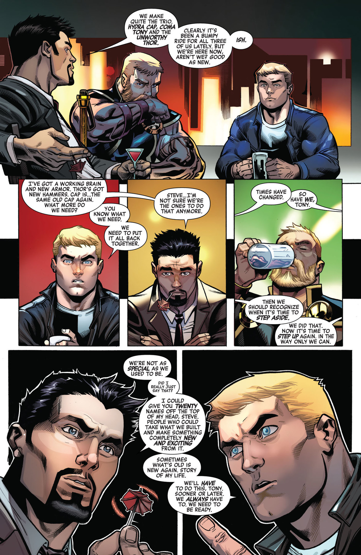 Avengers 1 page 3