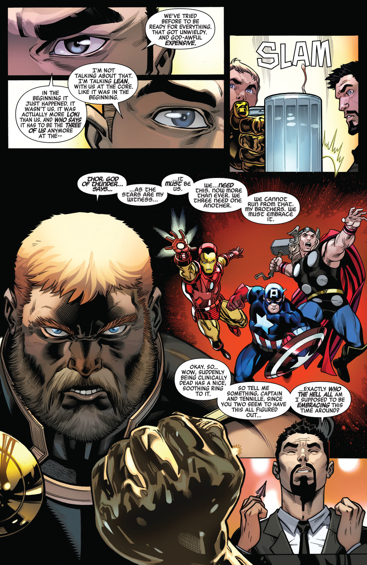 Avengers 1 page 4