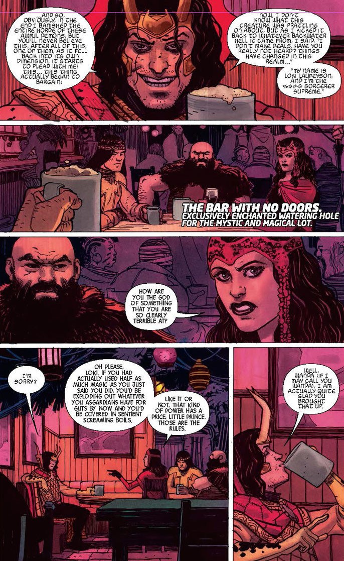 Sorry, Doctor Strange  Marvel Comics has a new Sorcerer