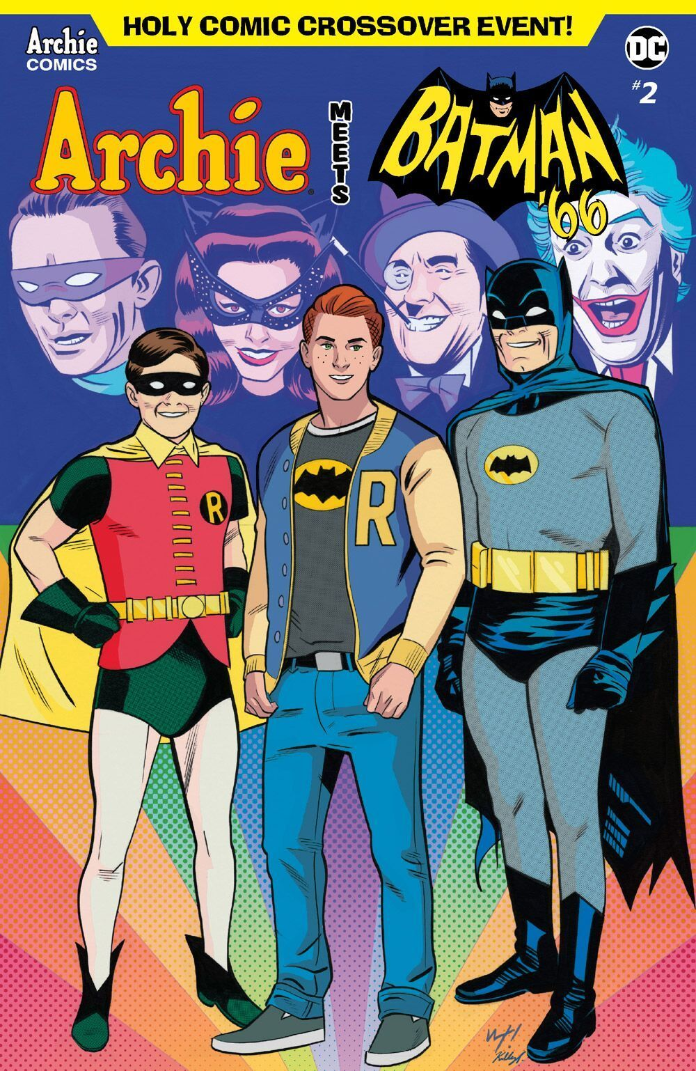 Batman-Archie-2-Cover-5
