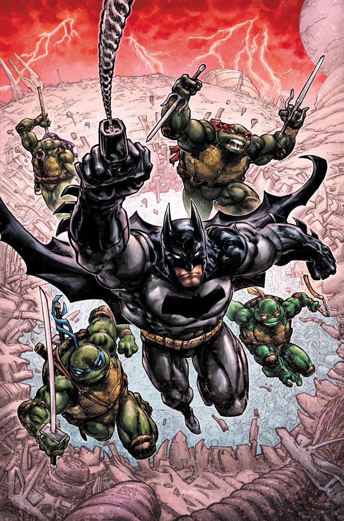 Batman TMNT III