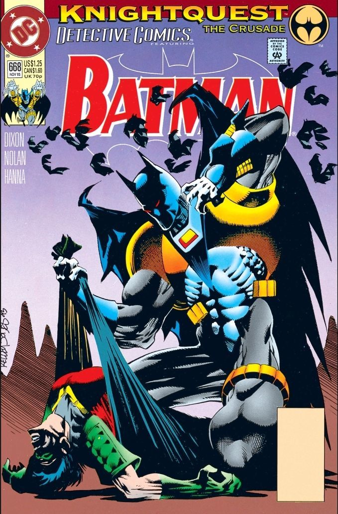 Batman v Robin