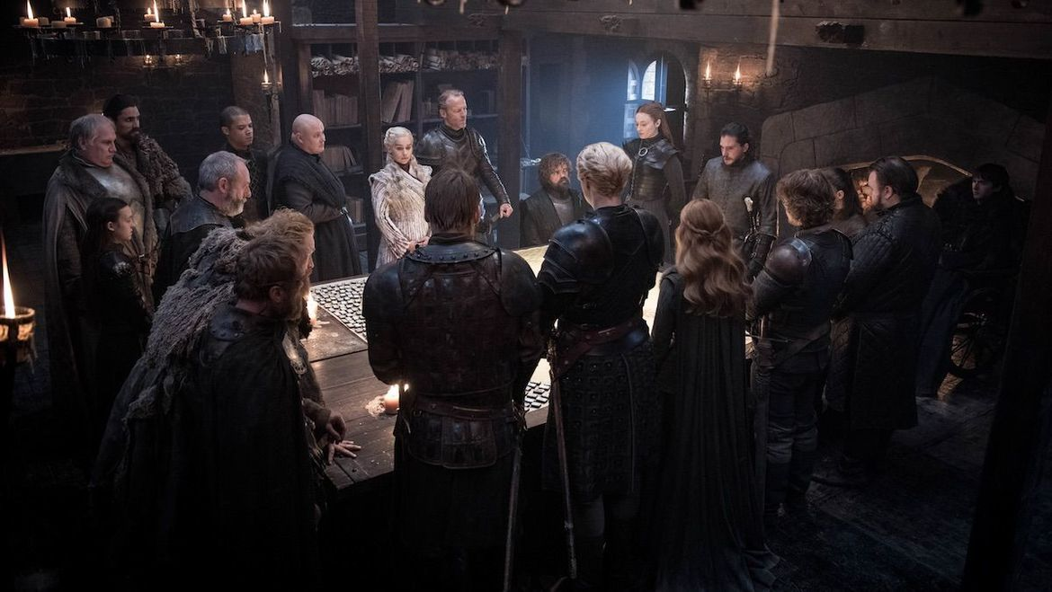 'Game of Thrones' Battle of Winterfell sets Twitter record